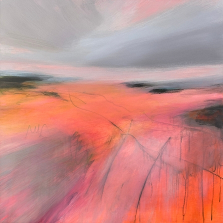 'Sunset dream' by Louise Turnbull