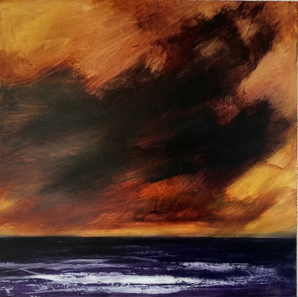 'Boundless #2' by Louise Turnbull