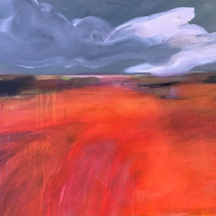 'Breathe #1' by Louise Turnbull